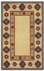 Home Afrozz Home Afrozz Ryder Tan Southwest Rug RY1007