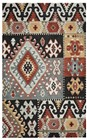 Home Afrozz Home Afrozz Ryder Multi Southwest Rug RY1012