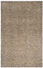 Home Afrozz Home Afrozz Storm Brown Solid Rug ST1004