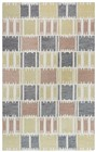 Rizzy Home  Tetra Transtional Beige Rug TET104