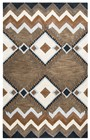 Home Afrozz Home Afrozz Pueblo Multi Transitional Rug PU1003