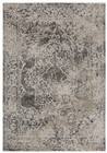 Rizzy Home  Valencia Transitional Beige Rug VCA101