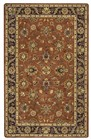 Home Afrozz Home Afrozz Liberty Rust Traditional Rug LB1016