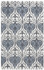 Home Afrozz Home Afrozz Liberty Blue Transitional Rug LB1018