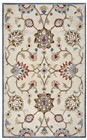 Home Afrozz Home Afrozz Liberty Beige Transitional Rug LB1028