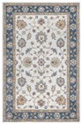 Home Afrozz Home Afrozz Liberty Taupe Traditional Rug LB1032
