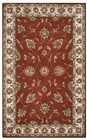 Home Afrozz Home Afrozz Sareena Rust Traditional Rug SE1002