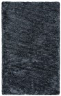 Home Afrozz Home Afrozz Oregon Charcoal Transitional Rug OR1000