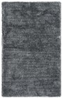 Home Afrozz Home Afrozz Oregon Gray Transitional Rug OR1002