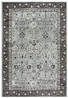 Home Afrozz Home Afrozz Shiraz Sage Green Transitional Rug SZ1008