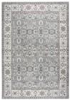 Home Afrozz Home Afrozz Shiraz Gray Traditional  Rug SZ1011