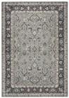 Home Afrozz Home Afrozz Shiraz Gray Traditional  Rug SZ1012