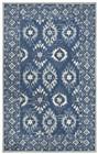 Home Afrozz Home Afrozz Sapphire Blue Boho Rug SP1001