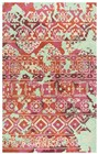 Home Afrozz Home Afrozz Sapphire Pink Boho Rug SP1007