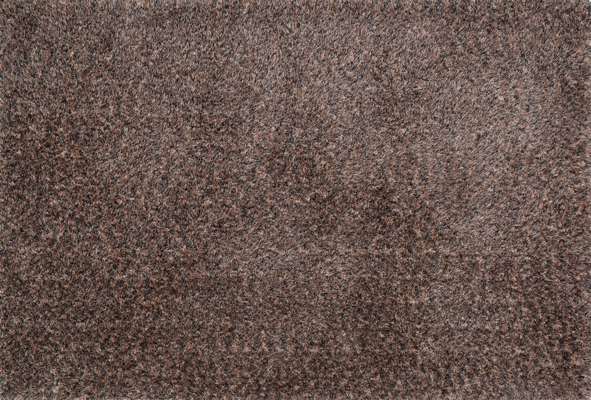 Loloi CALLIE SHAG CJ01 DARK BROWN / MULTI RUG