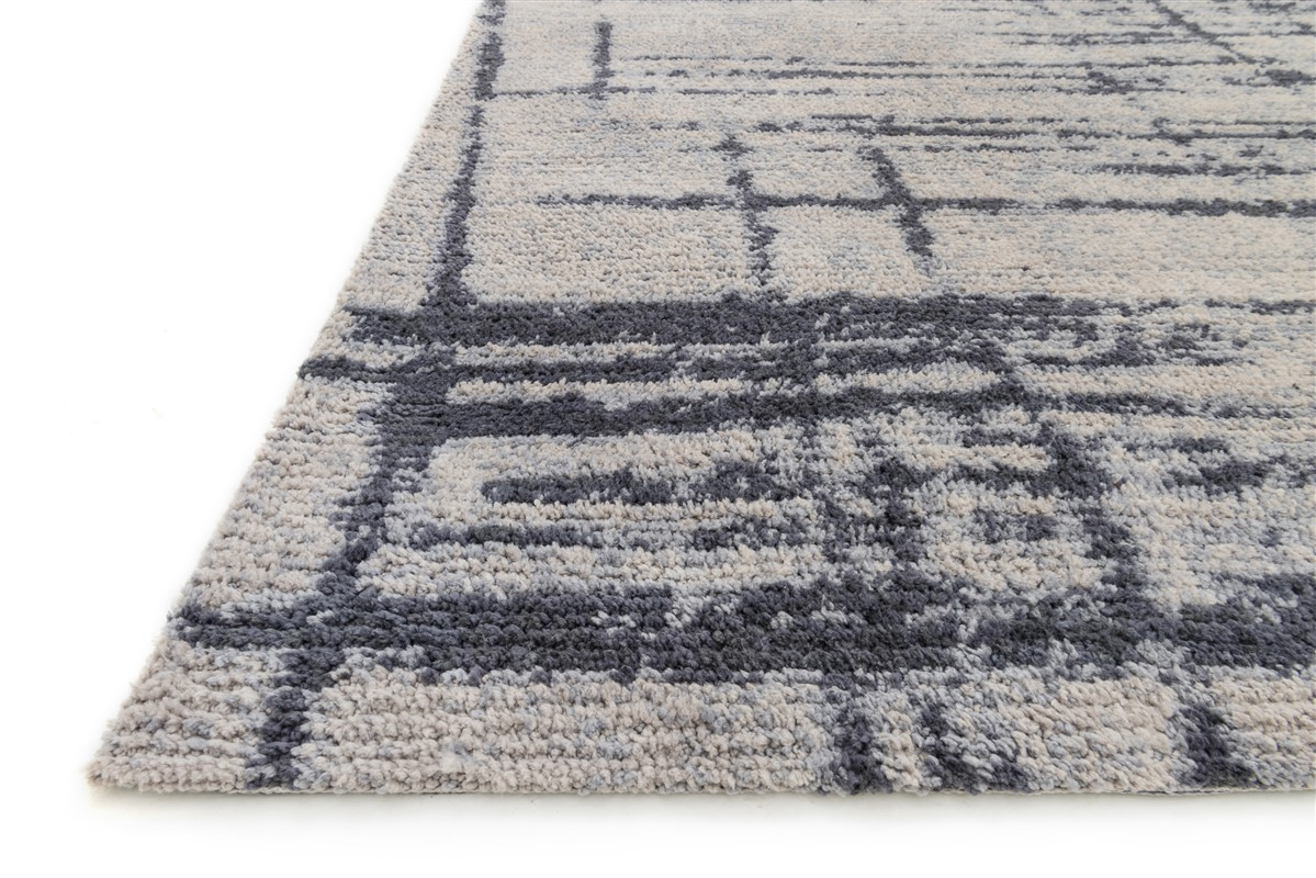 Loloi DISCOVER DC01 GREY / CHARCOAL Rug