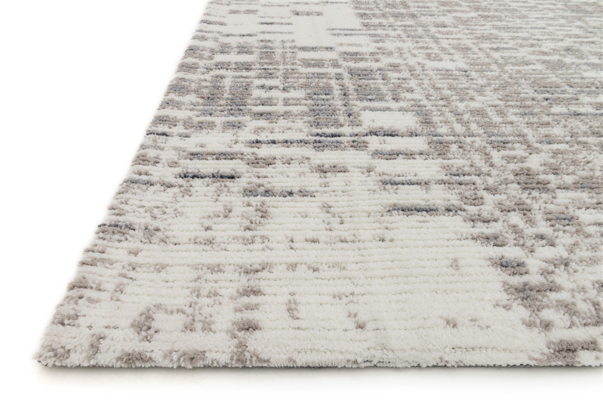 Loloi DISCOVER DC03 IVORY / LT. GREY Rug