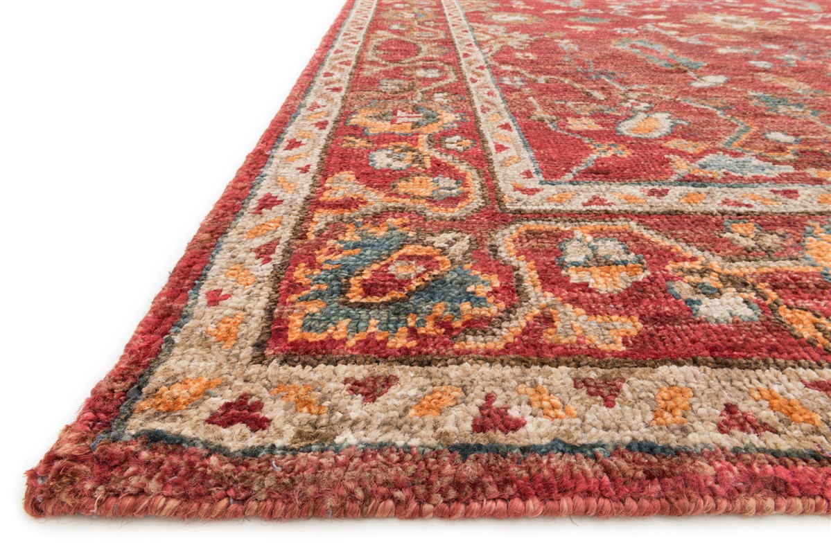 Loloi EMPRESS EU05 RED / RED Rug