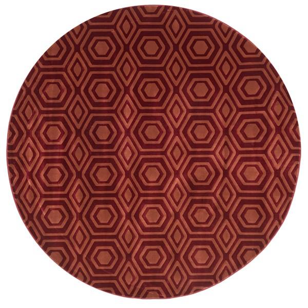 Loloi GOODWIN GW05 RED / RUST Rug