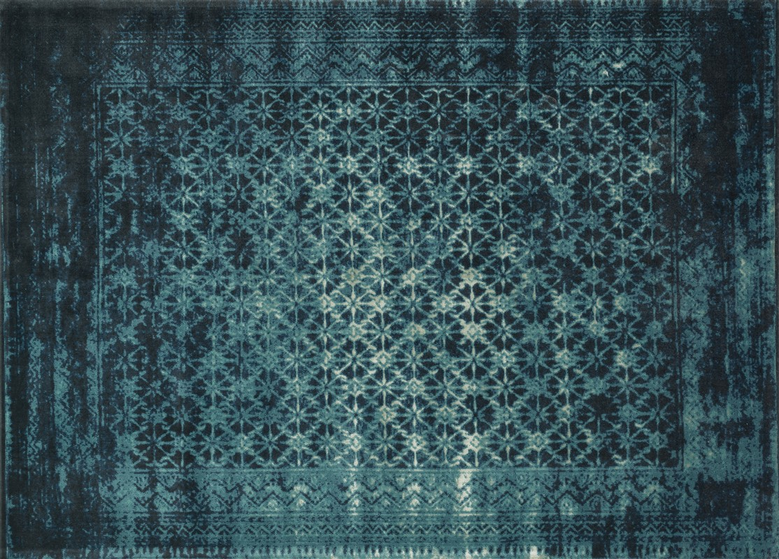 Loloi JOURNEY JO10 INDIGO / BLUE Rug