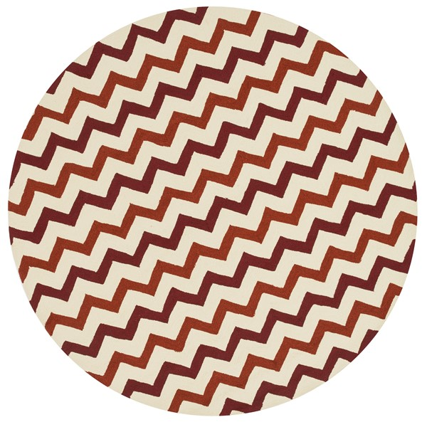 Loloi PALM_SPRINGS PM02 RED / RUST Rug