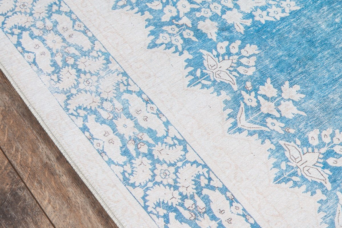 Momeni Afshar Blue Traditional Rugs AFS23