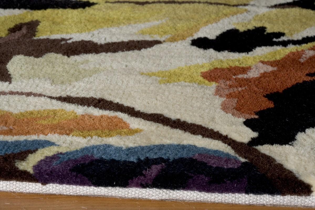 Homebrandsusacom closeout momeni new wave nw07 ivory rug for Momeni rugs
